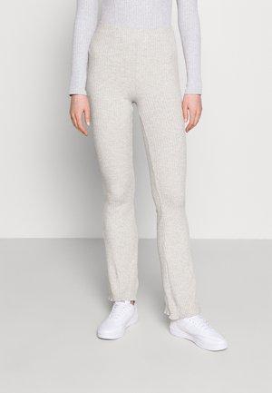 BEATA TROUSERS - Leggings - Trousers - beige