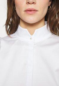 Notes du Nord - NILA - Button-down blouse - white - 6