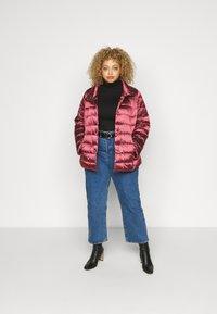 Persona by Marina Rinaldi - PAMIR - Down jacket - lilac - 1