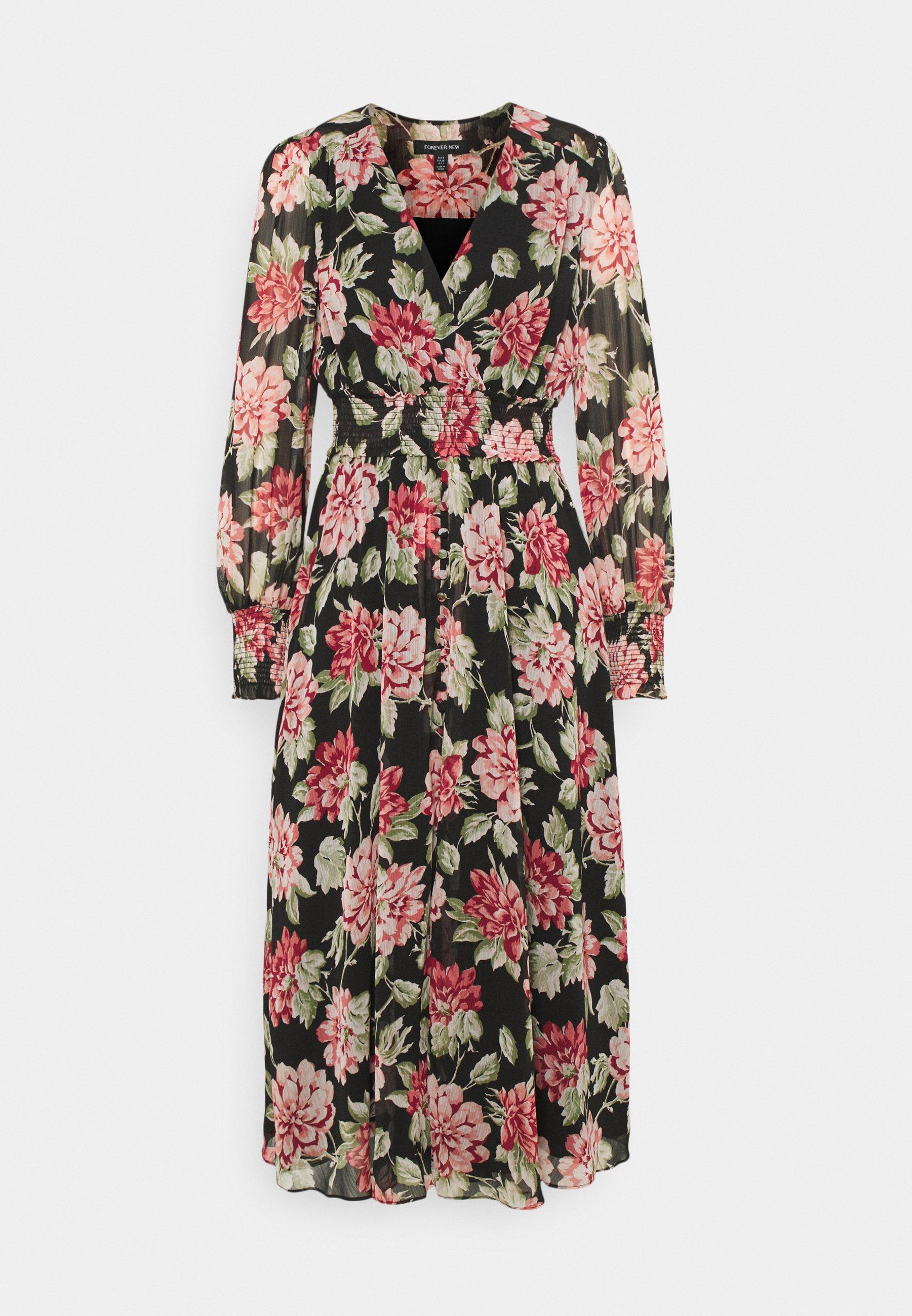 Women EVIE PRINT DRESS - Day dress