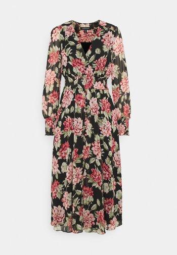 EVIE PRINT DRESS