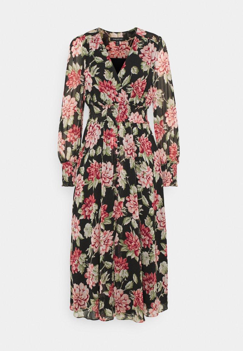 Forever New - EVIE PRINT DRESS - Robe d'été - crimson