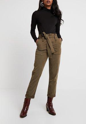 POPPER UTILITY UPDATE - Kalhoty - khaki