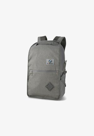 BMW M MOTORSPORT - Backpack - medium gray heather
