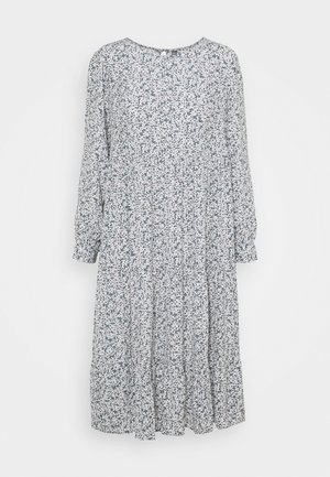 PCMAGGI MIDI DRESS - Day dress - north atlantic/small flowers