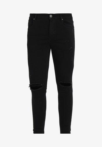 LUMOR - Jeans Skinny Fit - black