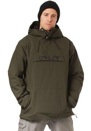 INSULATED ANORAK - Snowboard jacket - new dark brush