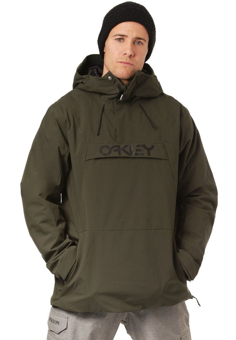 Oakley - INSULATED ANORAK - Snowboard jacket - new dark brush