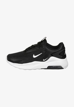 AIR MAX MOTION - Trainers - black / white / black