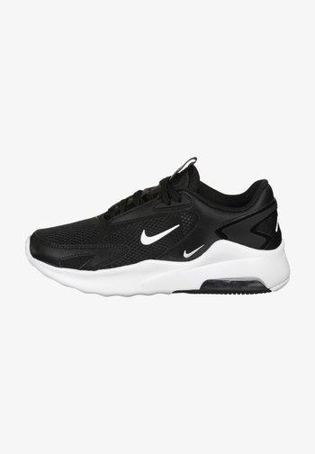 Sneakers laag - black / white / black