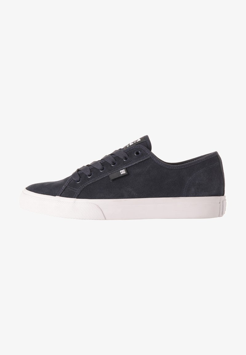 DC Shoes - Sneakers laag - dc navy white