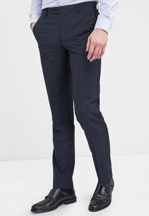 SIGNATURE  - Oblekové kalhoty - blue