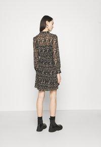 ONLY - ONLAMBRE SHORT DRESS  - Day dress - black - 2