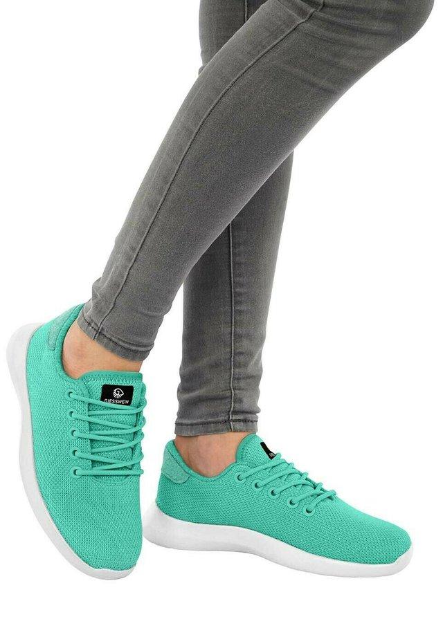 MERINO - Sneakers laag - mint