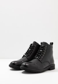Pepe Jeans - PORTER BOOT - Lace-up ankle boots - black - 2