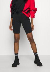 Champion Reverse Weave - FIT - Shorts - black - 0