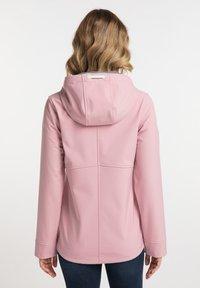 Schmuddelwedda - Outdoor jacket - pfirsichrosa - 2