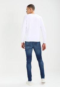 Pepe Jeans - EGGO LONG - Top sdlouhým rukávem - white - 2