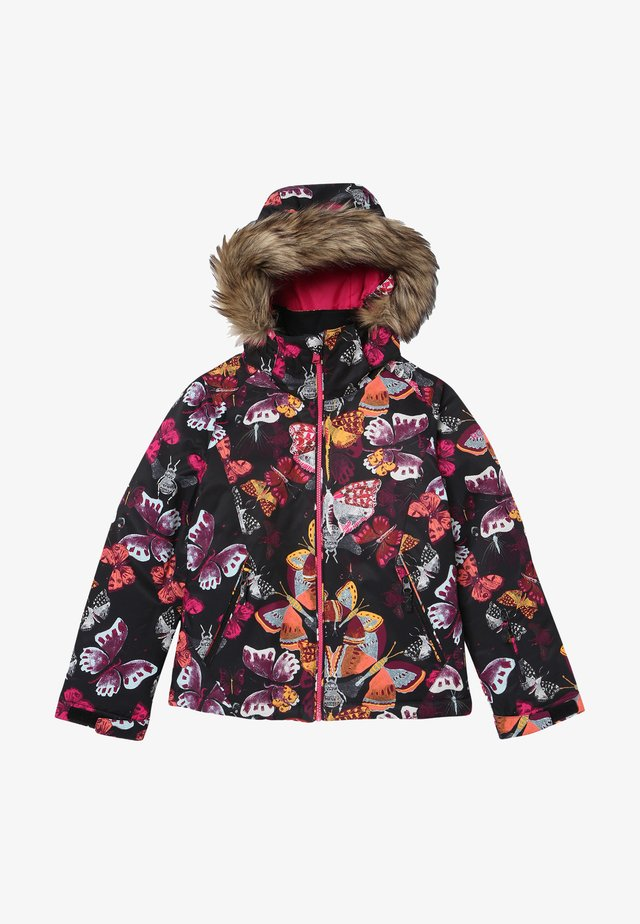 Snowboard jacket - red