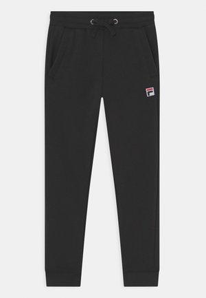 LARRY UNISEX - Pantaloni sportivi - black