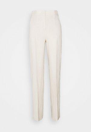 SIAMESE - Kalhoty - elfenbeinfarben