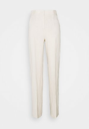 SIAMESE - Pantalon classique - elfenbeinfarben
