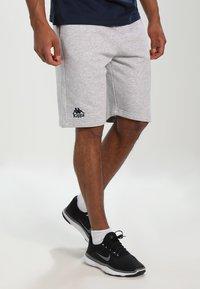 Kappa - TOPEN - Sports shorts - grey melange - 0