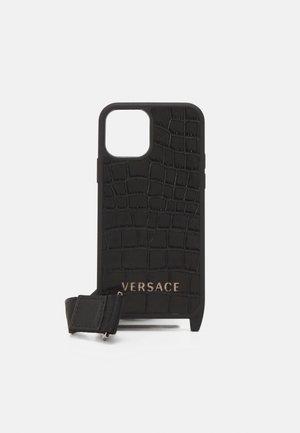 PHONE CASE UNISEX - Phone case - nero/oro