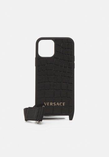 PHONE CASE UNISEX - Obal na telefon - nero/oro