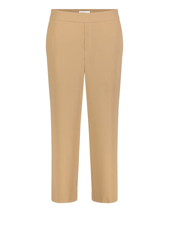 CHIARA  - Trousers - light cognac