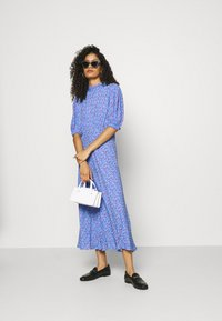 Ghost - LUELLA DRESS - Korte jurk - light blue - 1