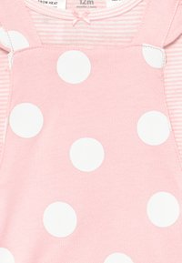 Carter's - BIG DOTS SET - Overal - pink - 4