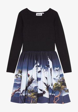 CASIE - Denní šaty - black