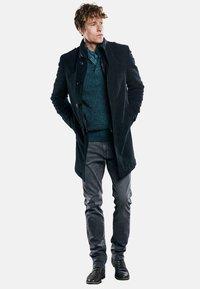 Engbers - Classic coat - schwarz - 1