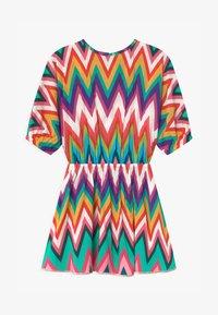 Missoni Kids - COPRICOSTUME MANICA - Day dress - multi-coloured - 0