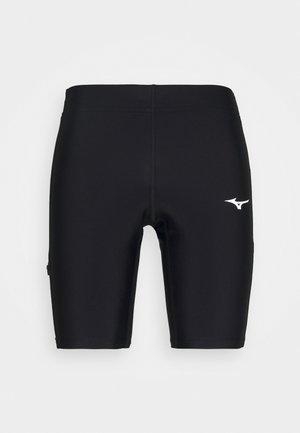 CORE MID - Leggings - black