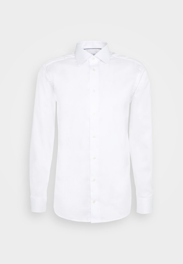 SOLID STRETCH - Camicia elegante - white
