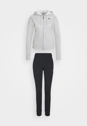 CLASSIC SUIT SET - Tracksuit - light gray heather