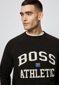 BOSS - STEDMAN_RA - Sweater - black - 1