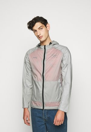 WINDBREAKER - Summer jacket - grey