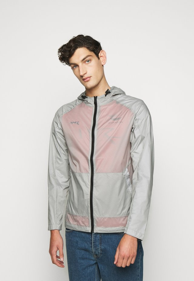 WINDBREAKER - Korte jassen - grey