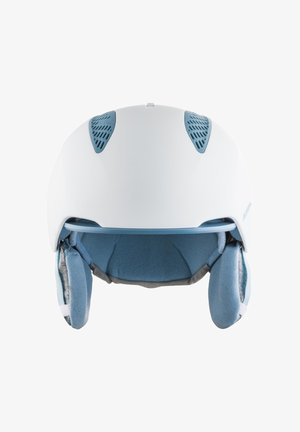 GRAND JR - Helmet - white-skyblue