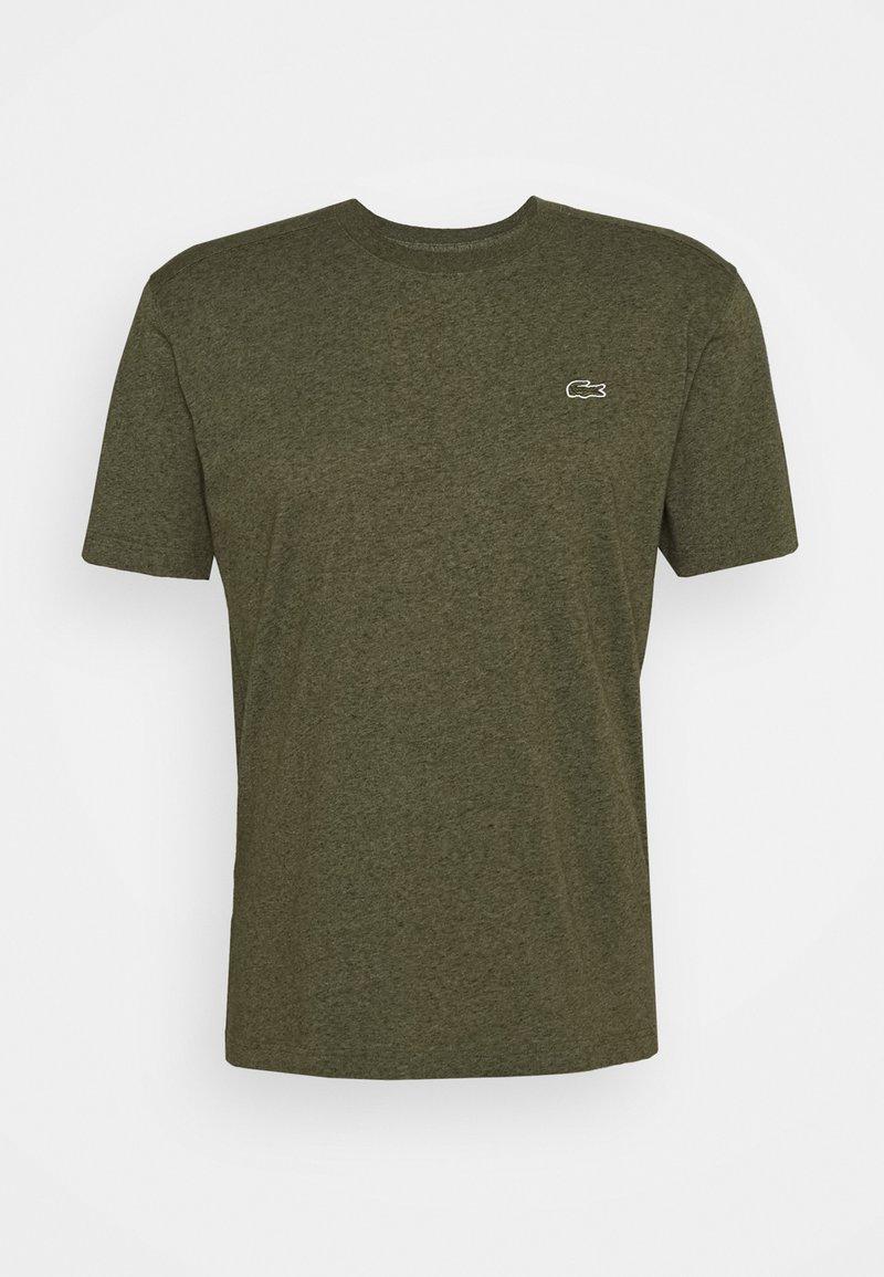 Lacoste Sport - HERREN - T-shirt - bas - brome chine