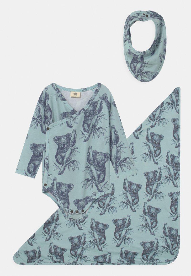 Walkiddy - KOALAS GIFT SET - Long sleeved top - blue