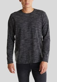 edc by Esprit - Long sleeved top - black - 3