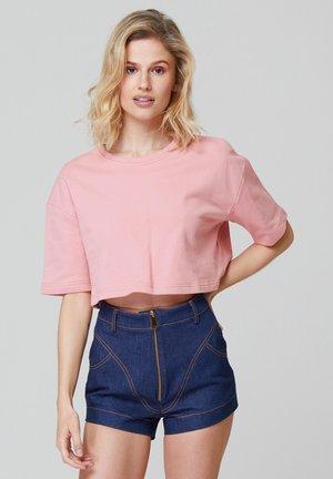 CRISTI - Basic T-shirt - pink