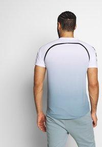 Ellesse - NOVALE - T-shirts print - white - 2
