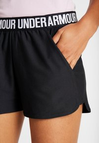 Under Armour - PLAY UP 2.0 - Urheilushortsit - black/white - 3