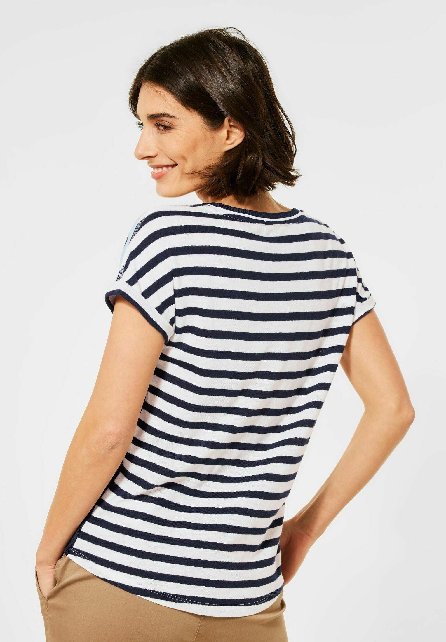 Damen MIT PRINT - Bluse