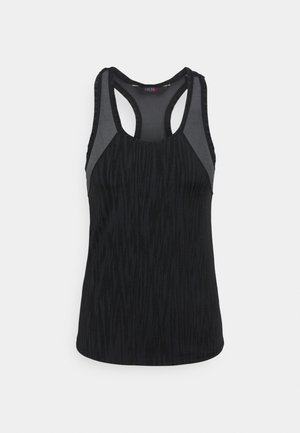 SLIM FIT TANK MOJAVE - Top - black